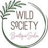 Wild Society Boutique Salon logo